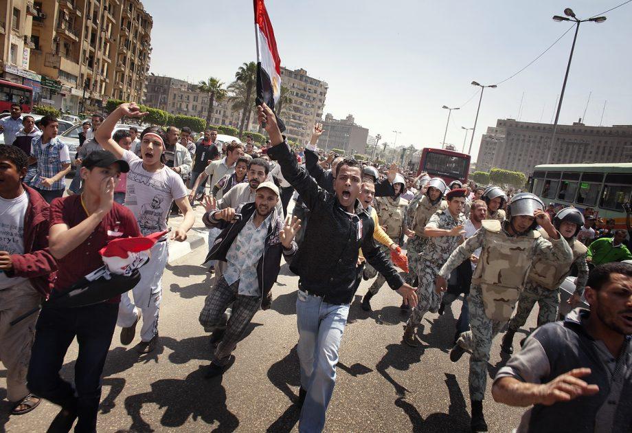 Egypt Adrift