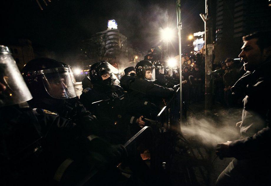Football Fans Riots