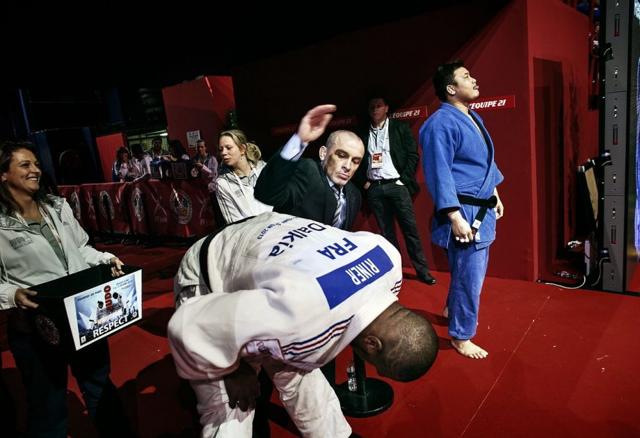 Paris International Judo Tournament