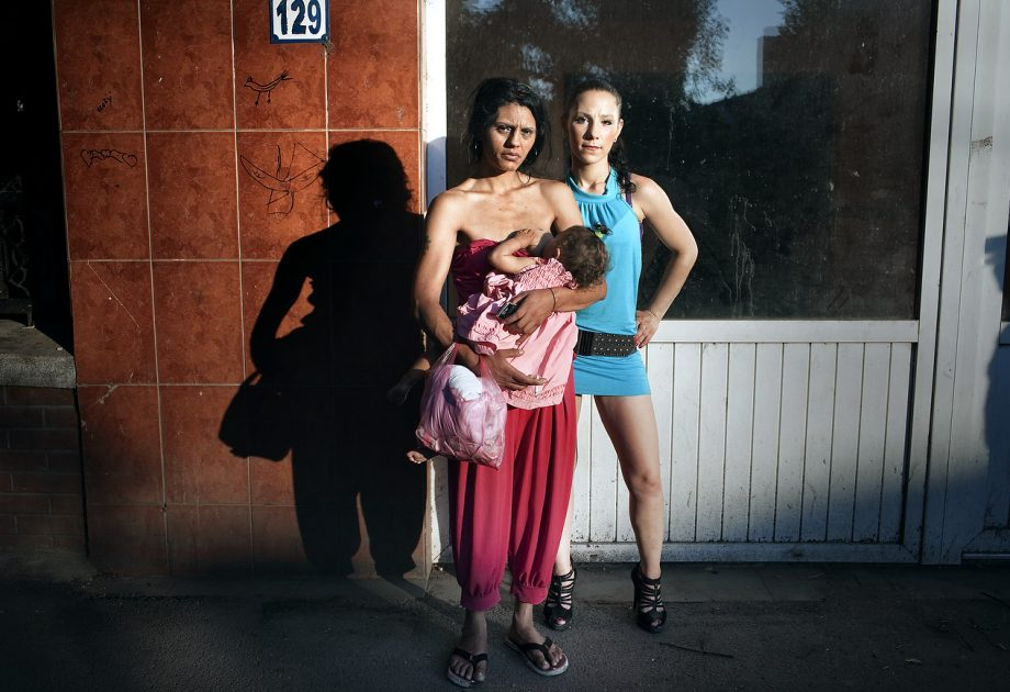 Prostitutes in Bucharest